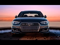 2017 Audi A4 3.0TDI quattro - The torque monster 600Nm/272hp - Exterior, interior, snow drive etc