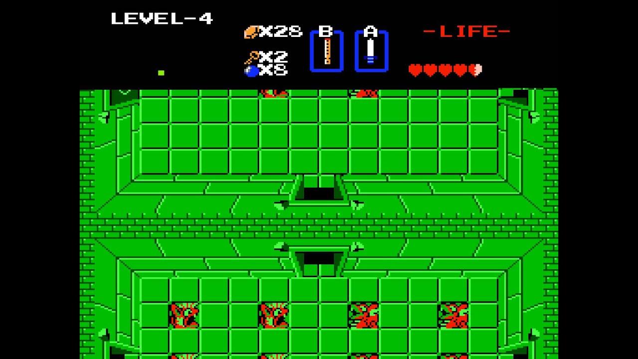 Tas Nes The Legend Of Zelda 2nd Quest By Baxter Morrison In 24