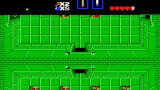 The Legend Of Zelda - Second Quest TAS Speed-Run