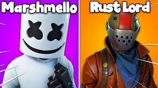 10 SKINS We NEED EDIT STYLES For in Fortnite! (awesome styles we need)