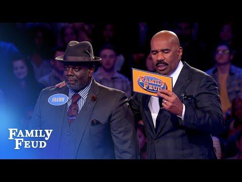 Last answer! Shawn