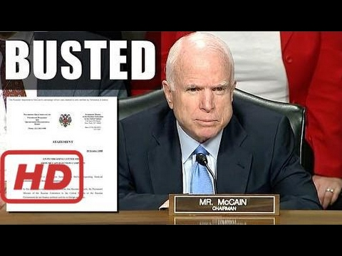 BREAKING: John McCain Asked Russia for Campaign Donations in 2008 According to Wikileaks  #NIH