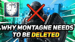 Montagne Needs To Be Deleted From Siege