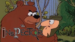 Bear de Guerre | Pink Panther Cartoons | The Inspector