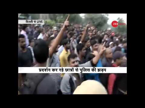 Massive protest by JNU students; Why JNU students protesting?
