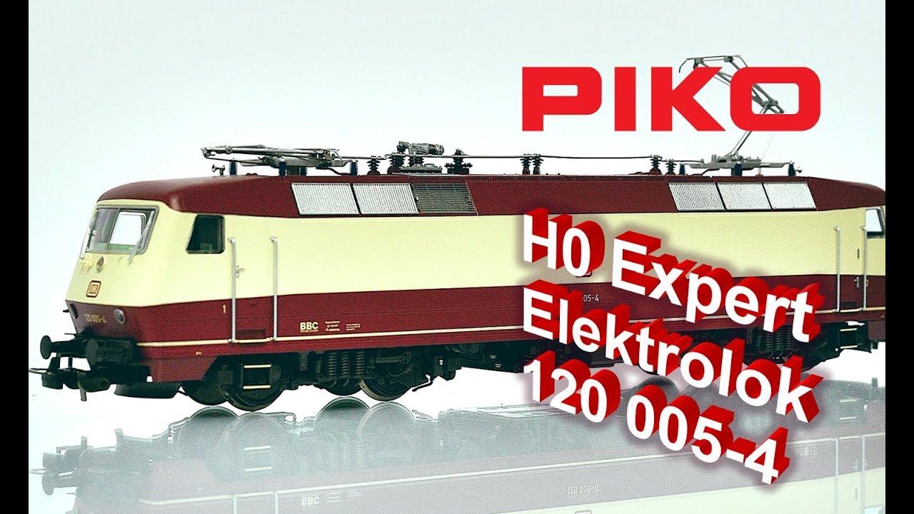 Piko 51320 E-Lok 120 005-4
