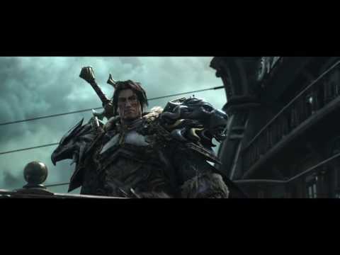 World of Warcraft Legion Trailer HD