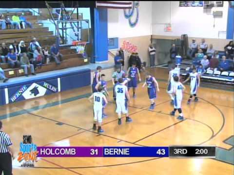 Holcomb vs. Bernie 1-19-15