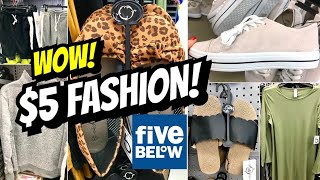 five BELOW Shop With Me SHOES …