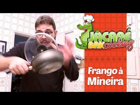 Jacaré BanCooking - Frango à Mineira