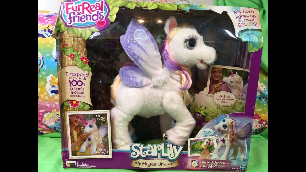 Furreal friends star lily my magical unicorn youtube dating. la redencion de shawshank online dating.