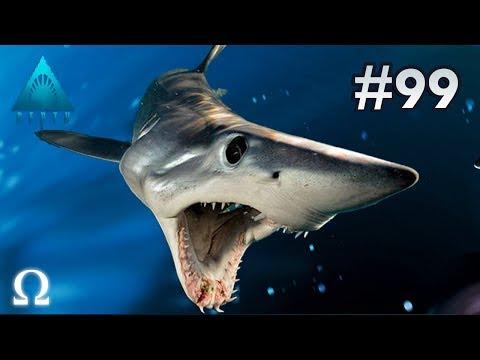 FASTEST SHARK OF THE SEA! (MAKO + ORCA) | Depth #99 Divers vs Sharks Ft. Cartoonz