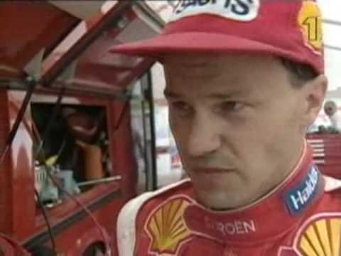 Rallycross EM 1996 Kinnekulle Ring Götene