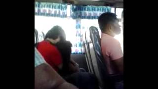 Repeat youtube video Wanted: PDA @ the bus