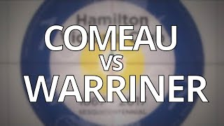 2018 ONT U-18 Championship - COMEAU vs WARRINER