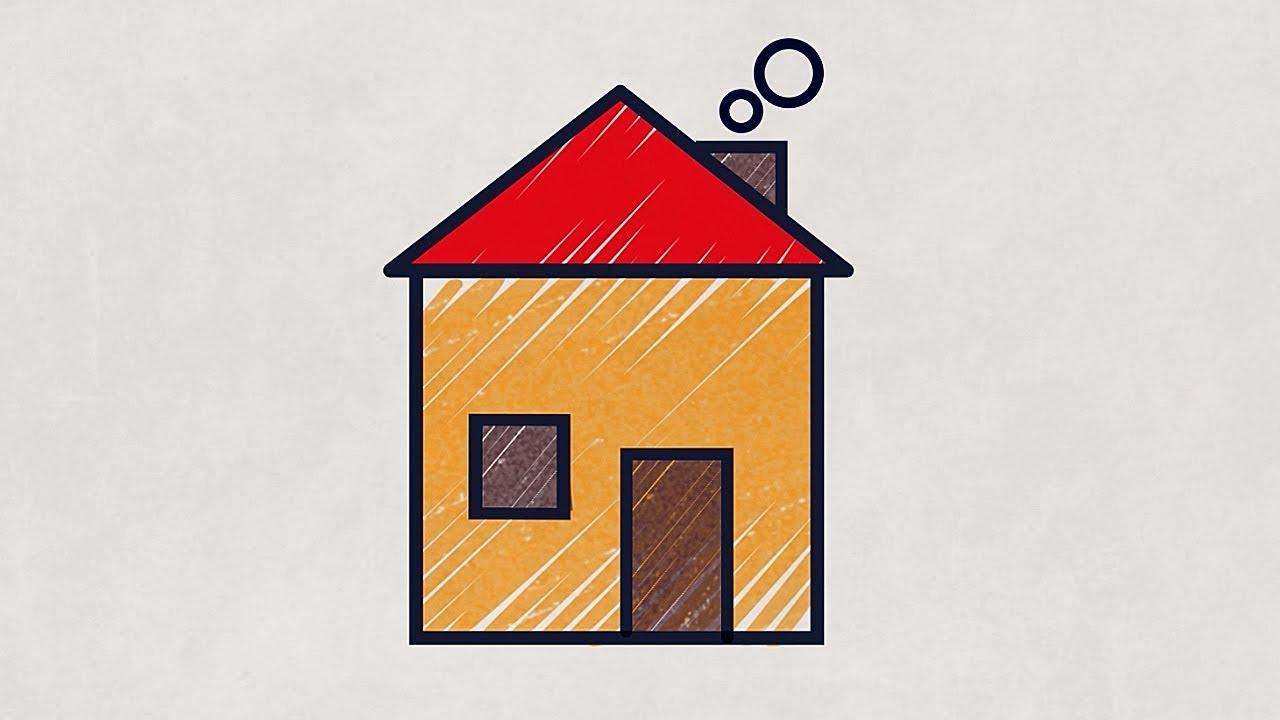 Domek Rysowane Wierszyki