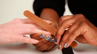 How to Cut & Shape Nails | Manicure Tutorials