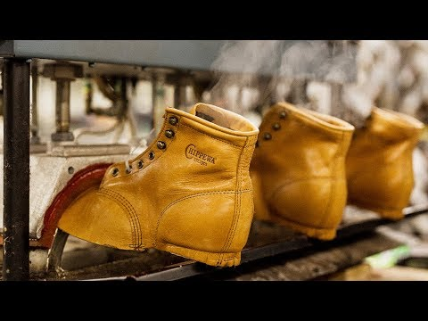 Huckberry x Chippewa - Behind The Brand