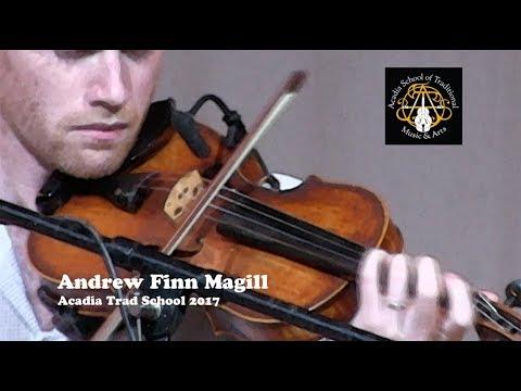 """Andrew Finn Magill - """"Evocação a Jacob"""" by Avena de Castro - Acadia Trad School 2017"""
