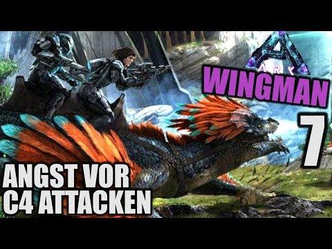 Angst vor C4 Attacken - ARK WINGMAN ABERRATION - 7 - | Let's Play Deutsch (Speed PvP)