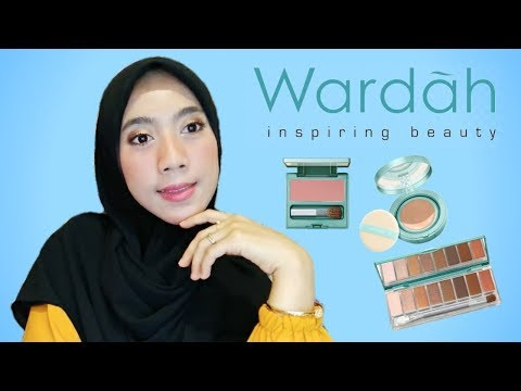 bagus-bangett😍-||-review-produk-wardah-exclusive-||-flawless-cushion,-eyeshadow-palette-&-blush-on