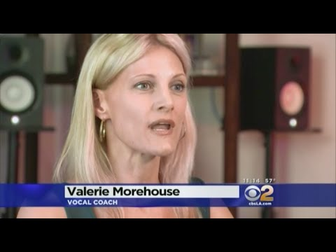 """CBS """"Vocal Coach To Top Recording Artists Keeps Dreams Alive"""" by Lisa Sigell"""