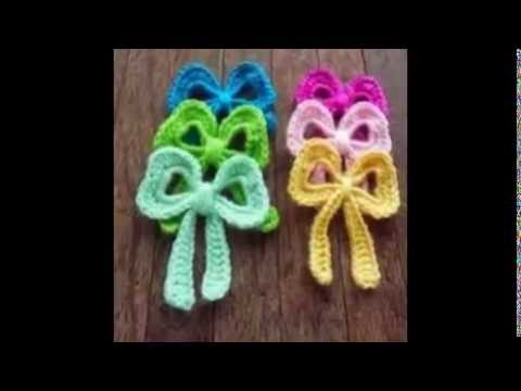 Crochet Hair Accessories Youtube