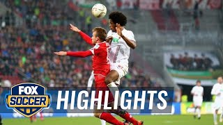 FC Augsburg vs. FSV Mainz 05 | 2015–16 Bundesliga Highlights