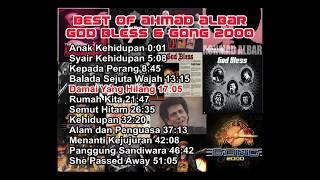 Best of Ahmad Albar, God Bless & Gong 2000 - Lagu Terbaik