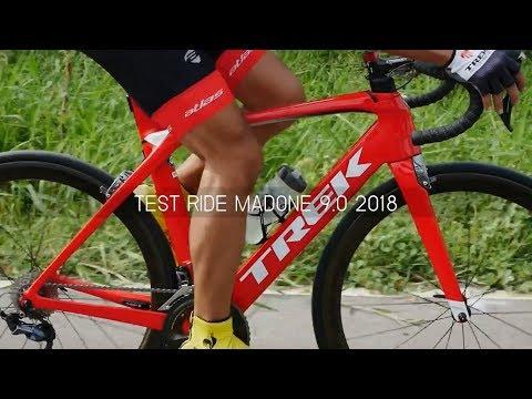 Test Ride Madone 9.0 2018 [HD]