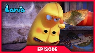 LARVA - BOOGER | Cartoon Movie | Cartoons For Children | Larva Cartoon | LARVA Official