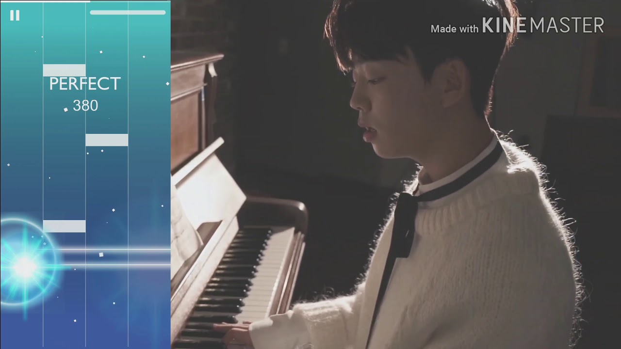 THINK ABOUT장송호TRAINEE Justin Bieber Love YourseLf COVER리듬게임
