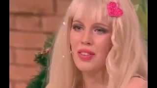 Драка на Давай поженимся Олеся Малибу и Кристина Барби