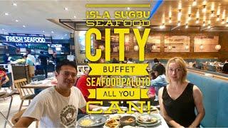 Isla Sugbu Seafood City Buffet   Seafood Paluto All You Can   Venice Grand Canal Mall Manila