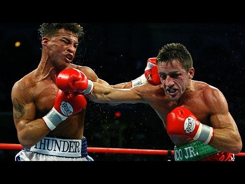 Видео: Бокс. Артуро Гатти - Джанлука Бранко (ком. Гендлин)  Arturo Gatti vs Gianluca Branco