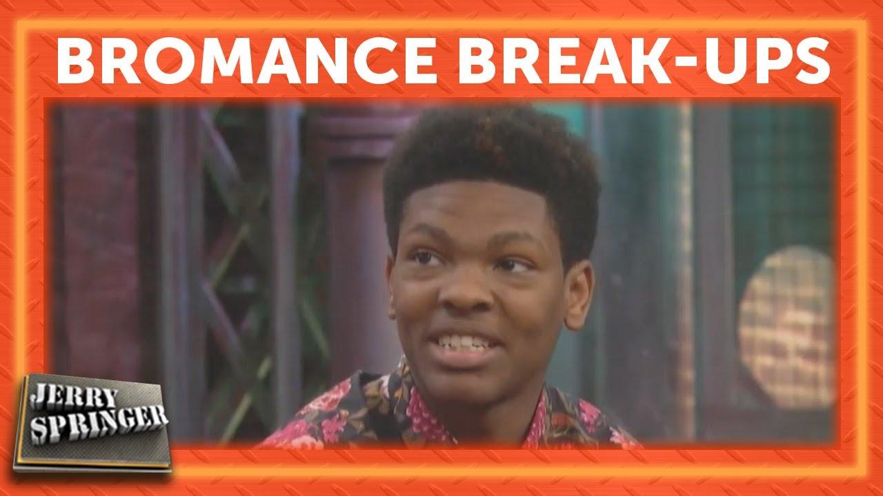 Download Bromance Break-ups | Jerry Springer