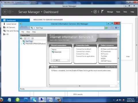 "Windows server 2012 IIS8 error 500.24. ASP.NET applicationPool:""Classic.NET AppPool"