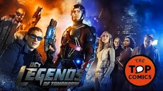 ¿Qué #$@!  es Legends of Tomorrow?
