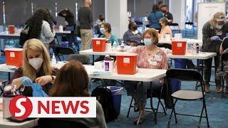 Facebook HQ hosts Covid-19 vaccine site