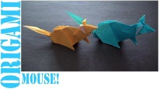 Mouse: Daily Origami - 465 [tcgames Hd]