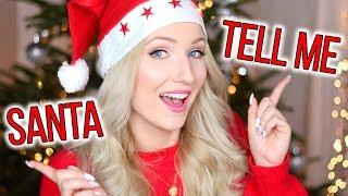 """Ich SINGE Ariana Grande """"Santa Tell Me"""" + Meine TOP 8 Lipsticks 2017 - TheBeauty2go"""