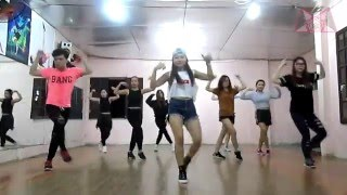 Twerk It Like Miley Dance Cover / Mina Myoung Choreography
