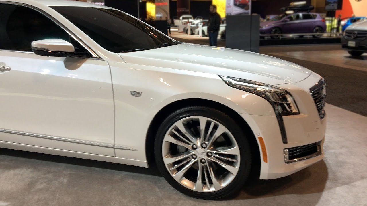 what 39 s new in new cadillac ct6 features interior de doovi. Black Bedroom Furniture Sets. Home Design Ideas