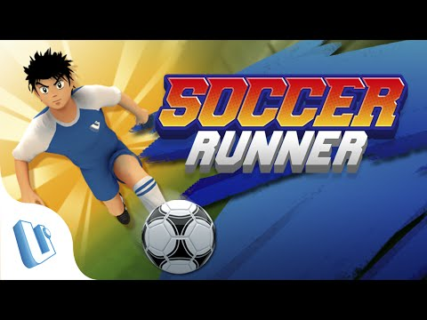 Soccer Runner: Unlimited football rush!