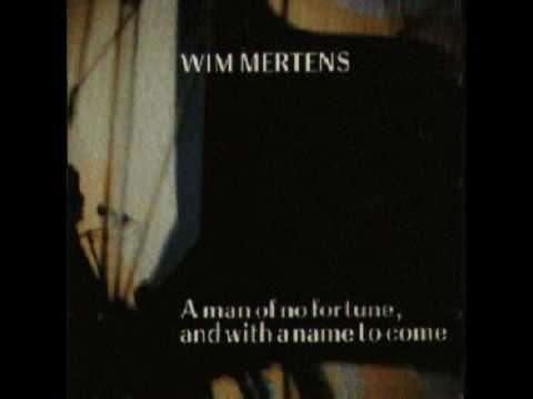 Wim Mertens - Multiple 12 (cover 1991)