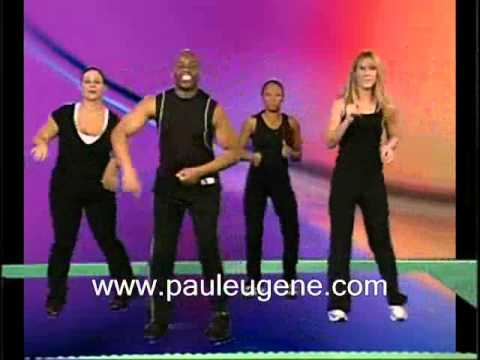 Sizzling Latin Dance Fitness