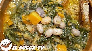 628 - Zuppa frantoiana...tanto buona quanto sana! (primo tipico toscano facile gustoso e genuino)