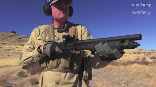 Shooting the Remington V3 Tac-13 12-Gauge Firearm - Gunblast com