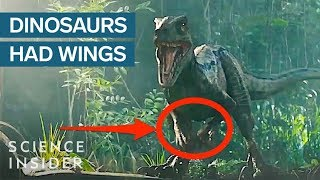 5 Facts About Dinosaurs 'Jurassic World: Fallen Kingdom' Ignored