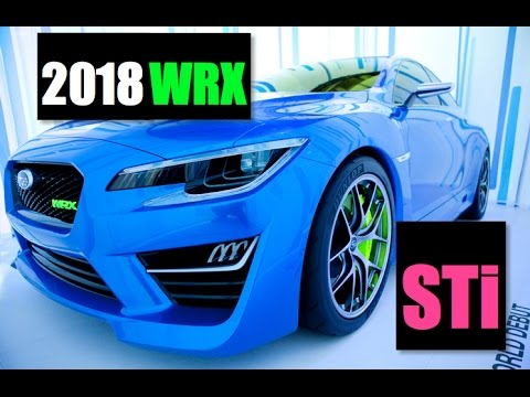 subaru neuheiten 2018. perfect subaru 2018 subaru wrx sti what to expect  inside lane news torque throughout subaru neuheiten